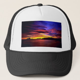 Moraira Harbor, Costa Blanca, Spain Trucker Hat