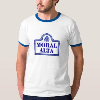 Moral Alta, Granada Street Sign T-Shirt