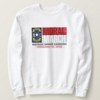 Moral March Raleigh 2018 Sweatshirt