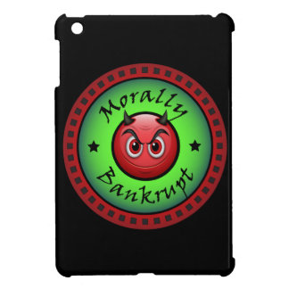 Morally Bankrupt! Cover For The iPad Mini