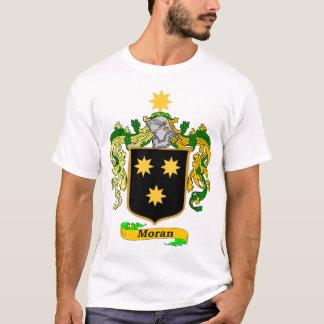 Moran Family (Irish) Coat of Arms T-Shirt