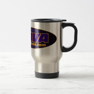 Morava Media 15 Oz Stainless Steel Travel Mug