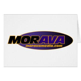 Morava Media Greeting Card