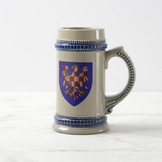 Moravia Arms, Hungary Beer Stein