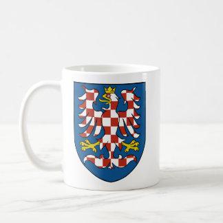 Moravia, Czech Coffee Mug