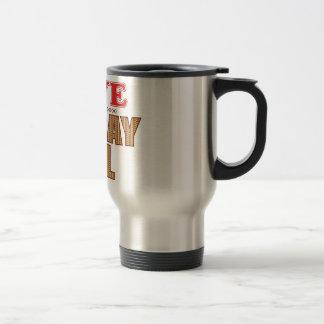 Moray Eel Save Travel Mug