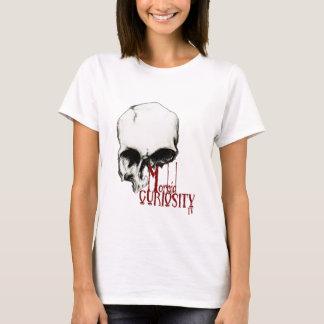 Morbid Curiosity TV Official Merchandise T-Shirt