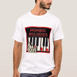 Morbid Melodies CD Logo T-shirt