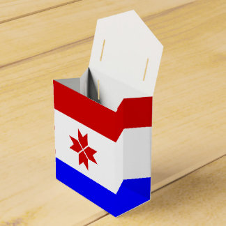 Mordovia Flag Favor Box