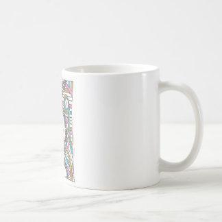 more april doodles coffee mug