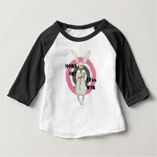 More Art Less War Baby T-Shirt