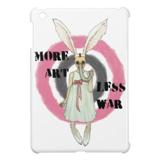 More Art Less War Cover For The iPad Mini