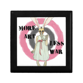More Art Less War Gift Box