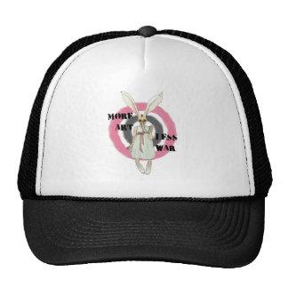 More Art Less War Trucker Hat