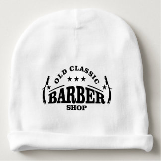 more barber baby beanie