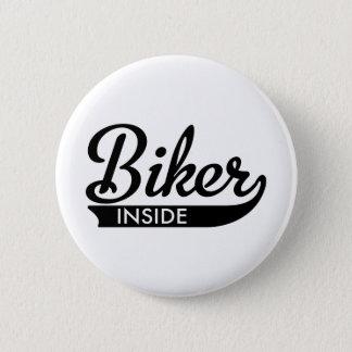 more biker inside 2 inch round button
