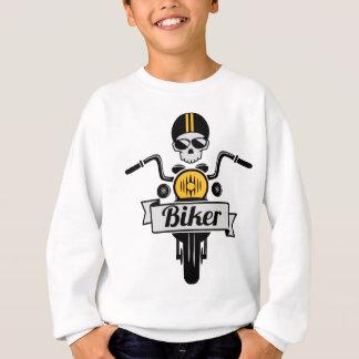 more biker sweatshirt
