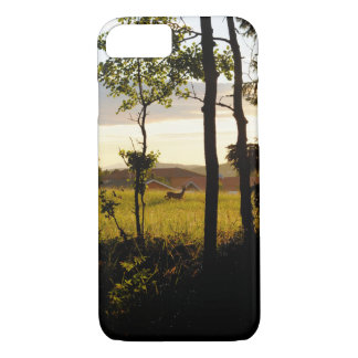 more deer into beautiful nature iPhone 8/7 case