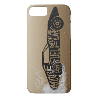 More Fuel More Fun iPhone case