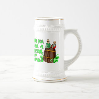 More Fun Than A Barrel Of Monks 18 Oz Beer Stein