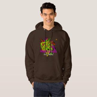 """""""More Guitars"""" Series Hooded Sweatshirt"""
