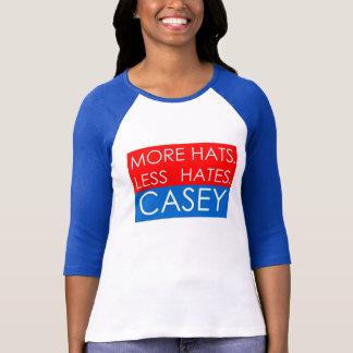 MORE HATS LESS HATES! T-Shirt