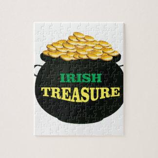 more Irish Treasure Puzzles