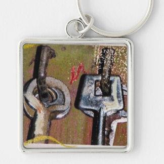 More Keys Keychain