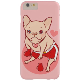 More Love Less Fight Barely There iPhone 6 Plus Case