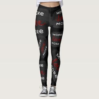 More love more leggings