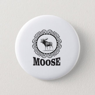 more moose ring 2 inch round button