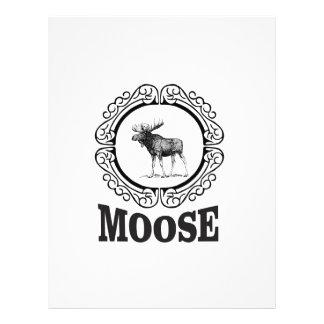 more moose ring letterhead
