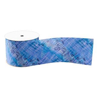 More music grosgrain ribbon