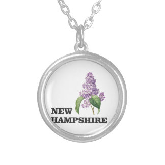 more New hampshire Silver Plated Necklace