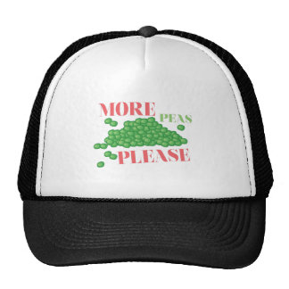 More Peas Trucker Hat