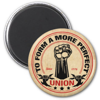 More Perfect Union 1016 2 Inch Round Magnet