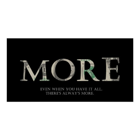 """More"" Poster"