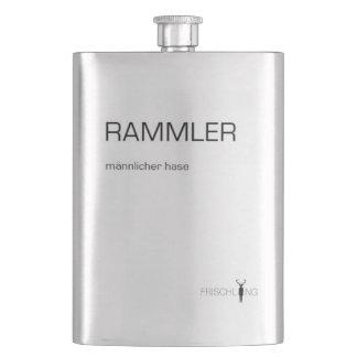 more rammler hip flask