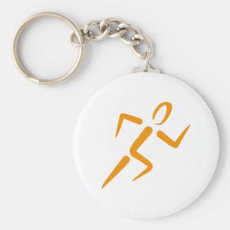more runner keychain