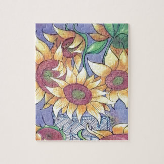 More sunflowers jigsaw puzzle