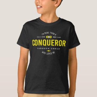 More than a Conqueror Tshirt