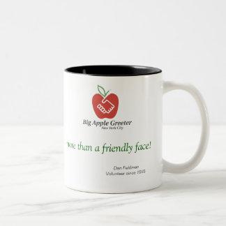 More Than a Friendly Face Mug