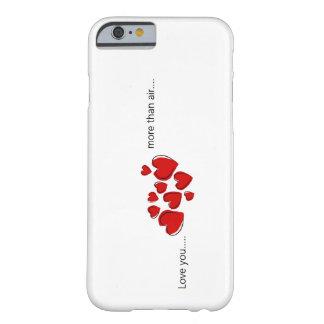 """More than air"" iphone case"