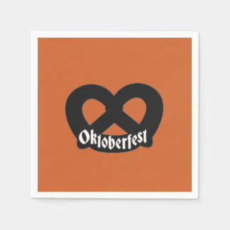 More Than Fall Oktoberfest Party Paper Napkins
