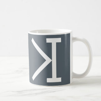 """More Than (>) Meets The Eye (I)"" Puzzle Mug"