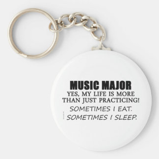 More Than Practicing Keychain