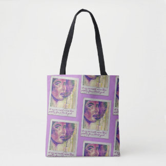 More than Pretty for a black girl Tote Bag
