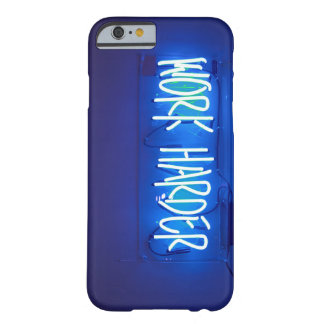 MORE WORKHARDER! BARELY THERE iPhone 6 CASE