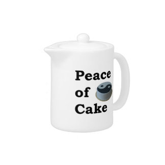 More Zen Anything Sayings - Peace Of Cake