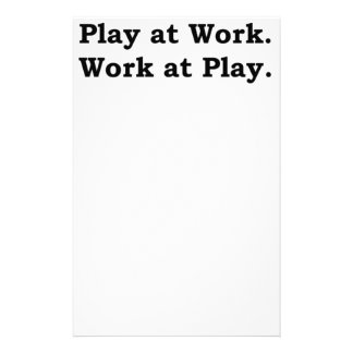 More Zen Anything Sayings - Play at Work Stationery